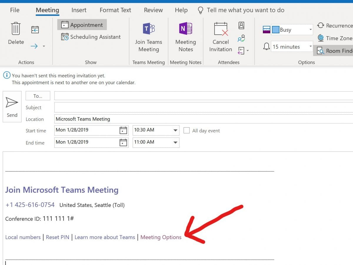 Microsoft Teams – Changing lobby entry [Updated 5/4/20] – Robert J. Gates