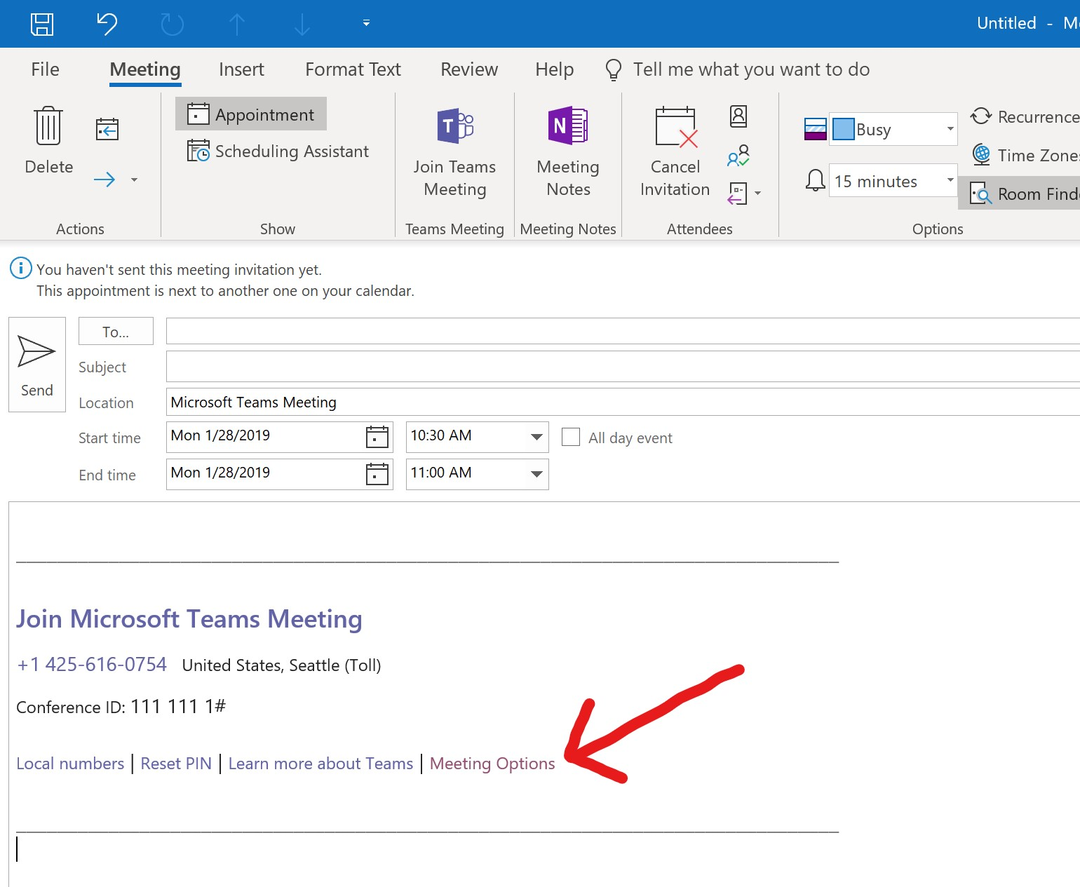 Microsoft Teams – Changing lobby entry [Updated 9/2/19