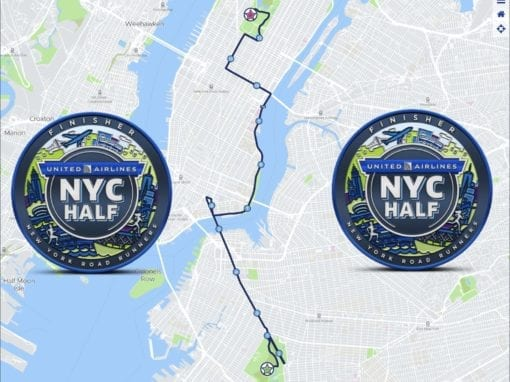 New York Road Runner NYC Half Marathon 2020 Course Map