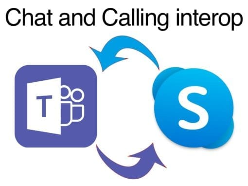Chat and Calling Interoperability between Microsoft Teams and Skype Consumer